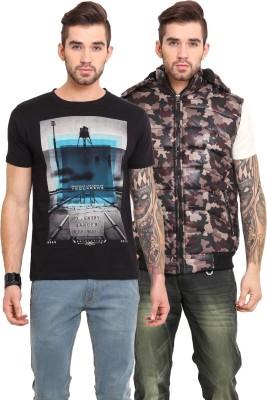 Mode Vetements T-shirt Men's  Combo