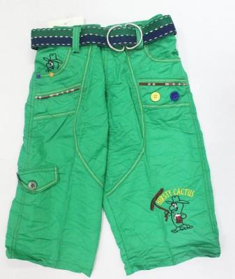 Mankoose Three Fourth Pant Boy's  Combo