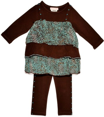 Bonnie Jean T-shirt Baby Girl's  Combo