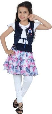 Be Kids Top Girl's  Combo