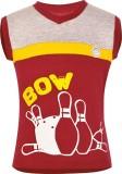 Gkidz Sleeveless Printed Boys Sweatshirt
