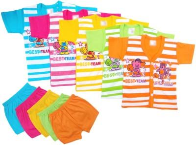 LITTLE FEETZ T-shirt Baby Boy's  Combo