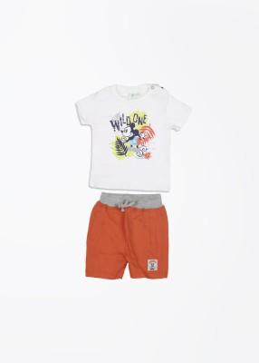 Cherish T-shirt Baby Boy's  Combo