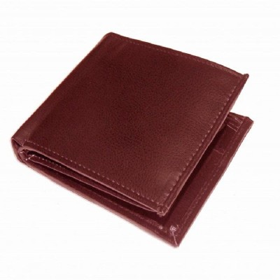 RABARMAN Men Brown Artificial Leather Wallet