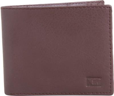 Gansta Men, Women Brown Artificial Leather Wallet