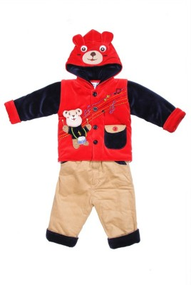 Munna Munni Kids Apparel Jacket Baby Boy's  Combo