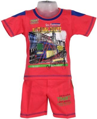 Sinchen Dress Baby Boy's  Combo