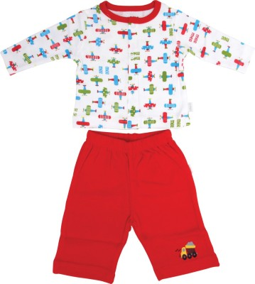 Mee Mee T-shirt Baby Boy's  Combo