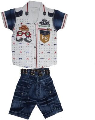 Lilltoons Shirt Boy's  Combo