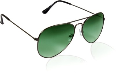 PORUS CLUB Aviator Sunglasses