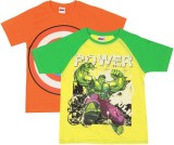Cherish Boys Casual T-shirt (Yellow)
