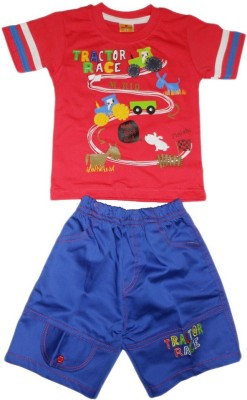 Bornwear T-shirt Baby Boy's  Combo