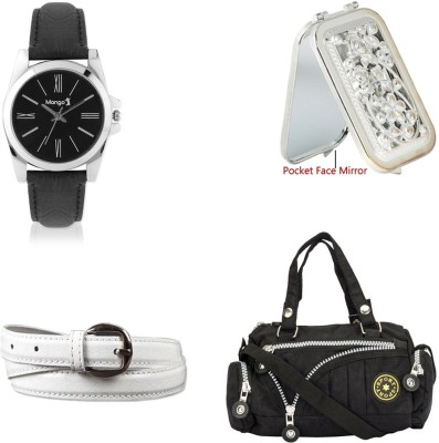 Babes Wrist Watch Women's  Combo