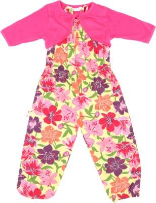 Milou T-shirt Baby Girl's  Combo
