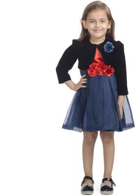 Toy Balloon Kids Dress Baby Girl's  Combo