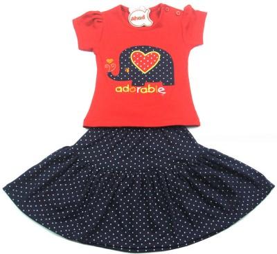 Ahad Top Baby Girl's  Combo