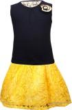 Bio Kid Girls Casual Top Skirt (Black)