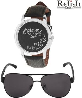 Relish Wrist Watch Men's  Combo