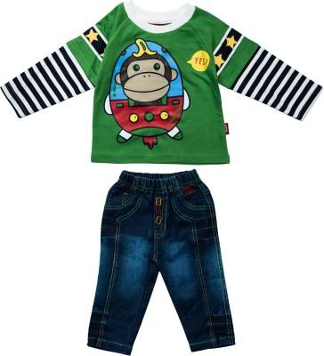 WoW T-shirt Boy's  Combo
