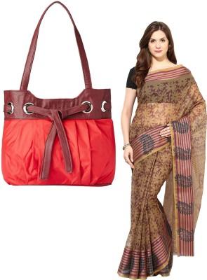 Fostelo Sari Women's  Combo