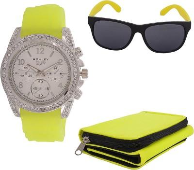 Ashley No Wrist Watch Girl's  Combo
