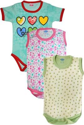 Myfaa T-shirt Baby Girl's  Combo