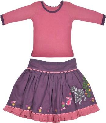 Rute Skirt Baby Girl's  Combo