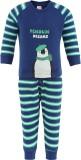 FS Mini Klub Boys T-shirt Pant (Blue)