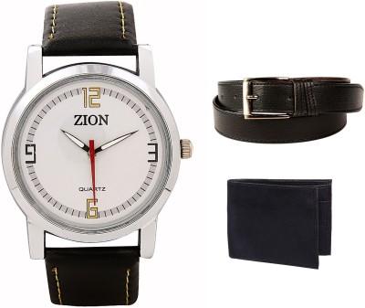 ZION Wrist Watch Men's  Combo