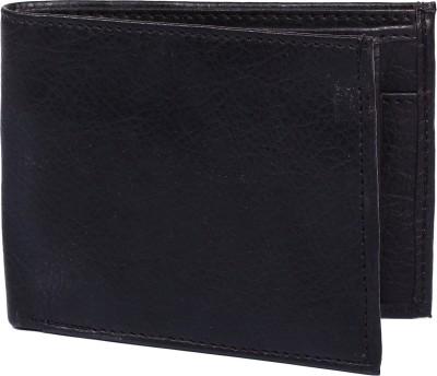 Fedrigo Men Casual, Formal Black Artificial Leather Wallet