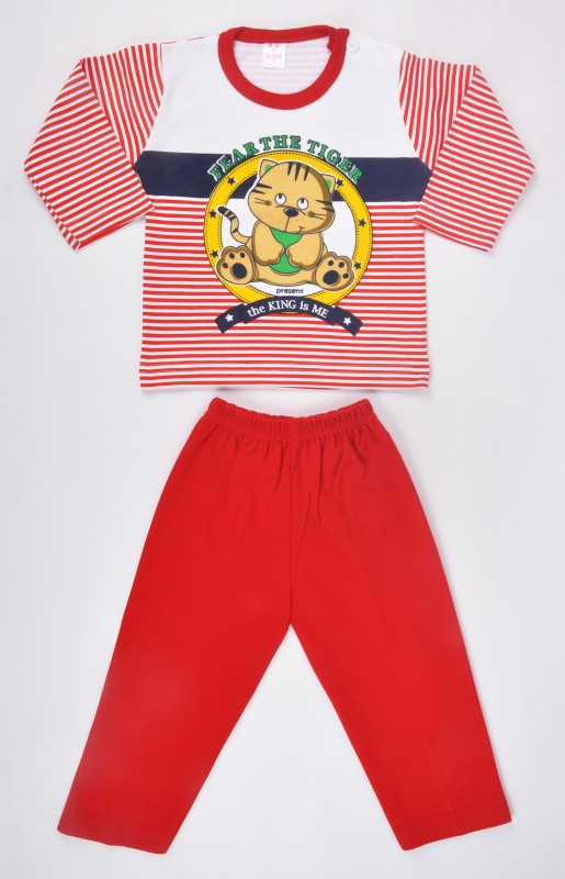 Kandy Floss Night Suit Baby Boys  Combo