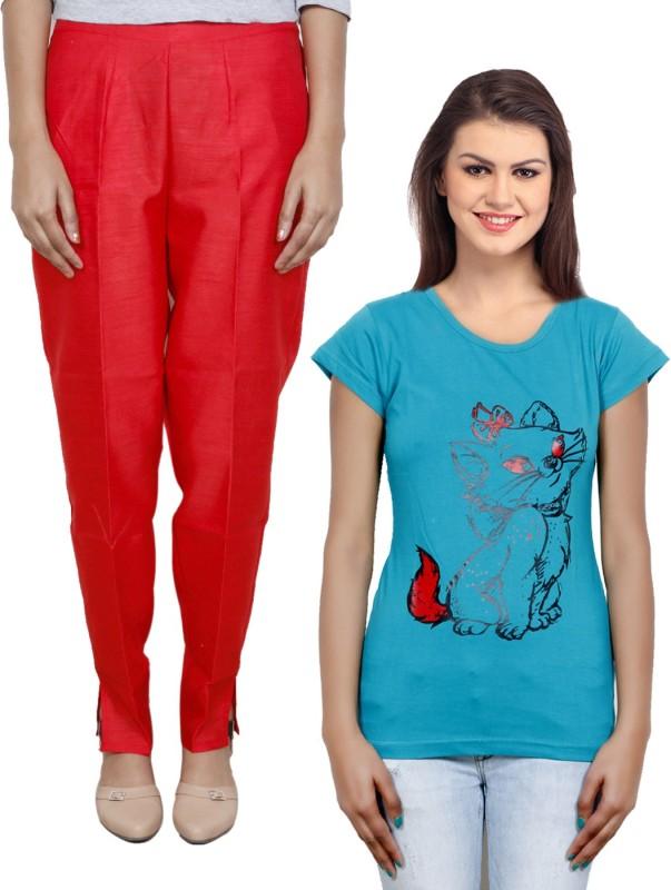 IndiWeaves T-shirt Women's  Combo