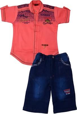 Color Kids T-shirt Baby Boy's  Combo