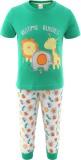 FS Mini Klub Boys T-shirt Pant (Green)