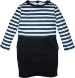 FS Mini Klub Girls Casual T-shirt (Black...