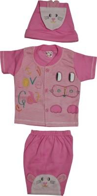 Belle Girl (18-21 Months) T-shirt Baby Boy's  Combo