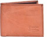 Domestiq Men Formal Tan Genuine Leather ...