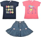 Koochie-Koo Girls Top (Pink)
