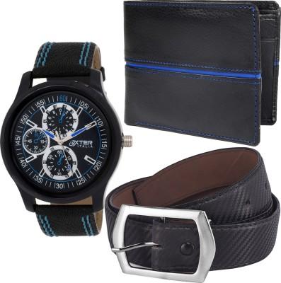 Oxter Wrist Watch Men's  Combo