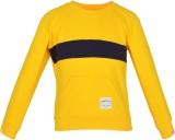 Gkidz Full Sleeve Solid Boys Sweatshirt
