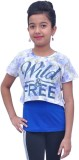 Titrit Girls Party (Festive) Top Vest (B...