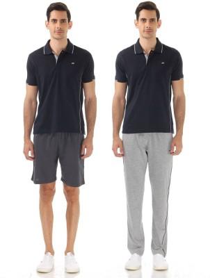 Monte Carlo T-shirt Men's  Combo