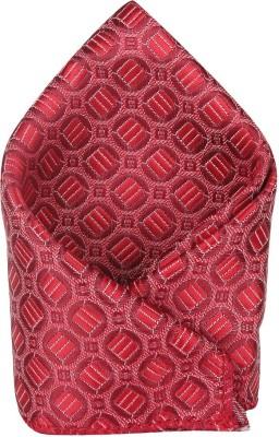 Eccellente Embroidered Micro Polyester Pocket Square