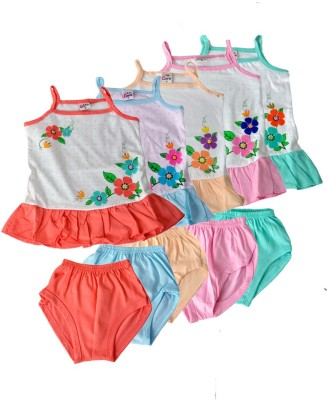 Mahadhi Dress Baby Girls  Combo