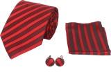 CorpWed Striped Charm Tie Men's  Combo