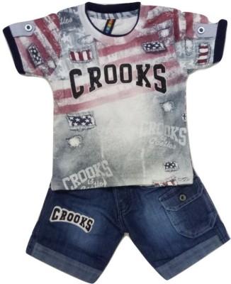 kid n kids Dress Boy's  Combo