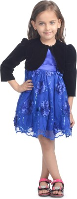 Toy Balloon Kids Dress Girl's  Combo
