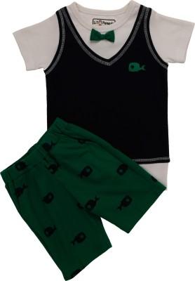 LIL PENGUIN Shirt Baby Boy's  Combo