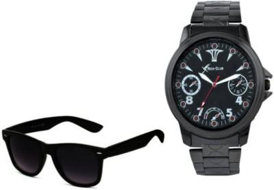 Rich Club Wrist Watch Men's  Combo