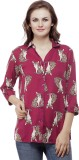 Mask Lifestyle Women's Printed Casual Ma...
